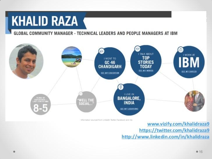 www.vizify.com/khalidraza9        https://twitter.com/khalidraza9http://www.linkedin.com/in/khalidraza                    ...
