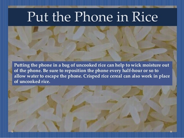 how to salvage a wet cell phone. Black Bedroom Furniture Sets. Home Design Ideas