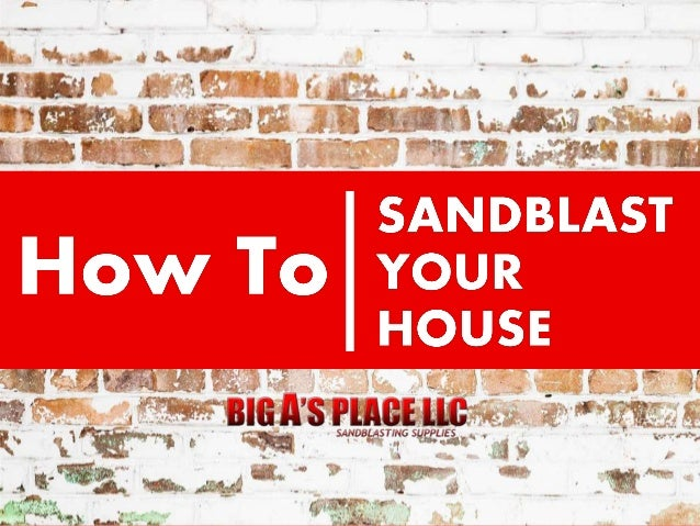 When it comes to removing dirt and paint, there aren't many tools more efficient than the sandblaster. If you're ready to ...