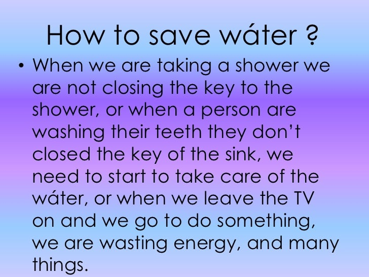 How Are We Wasting Natural Resources