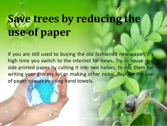 Best Ways To Save Environment