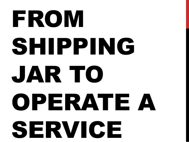 From delivering plugins to delivering