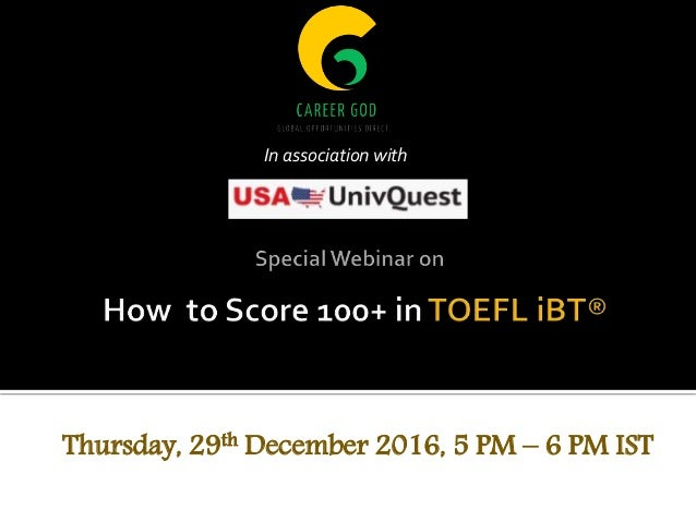 In association with Thursday, 29th December 2016, 5 PM – 6 PM IST