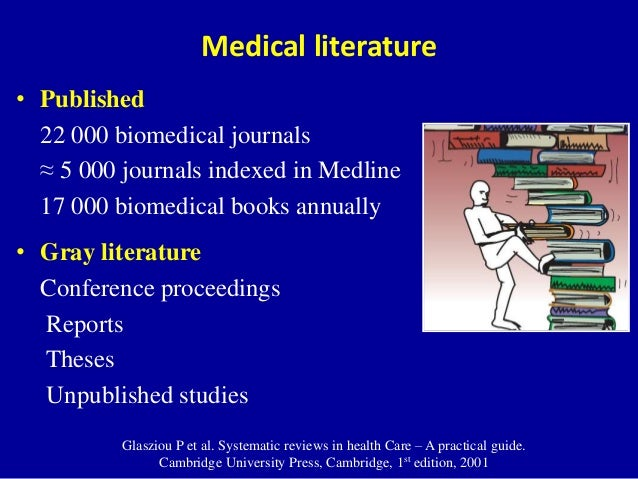 medical literature search