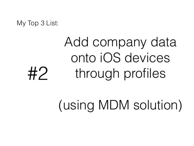 How To Secure Your Ios Device And Keep Client Data Safe