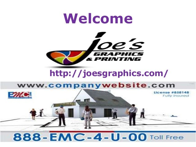 Welcome http://joesgraphics.com/