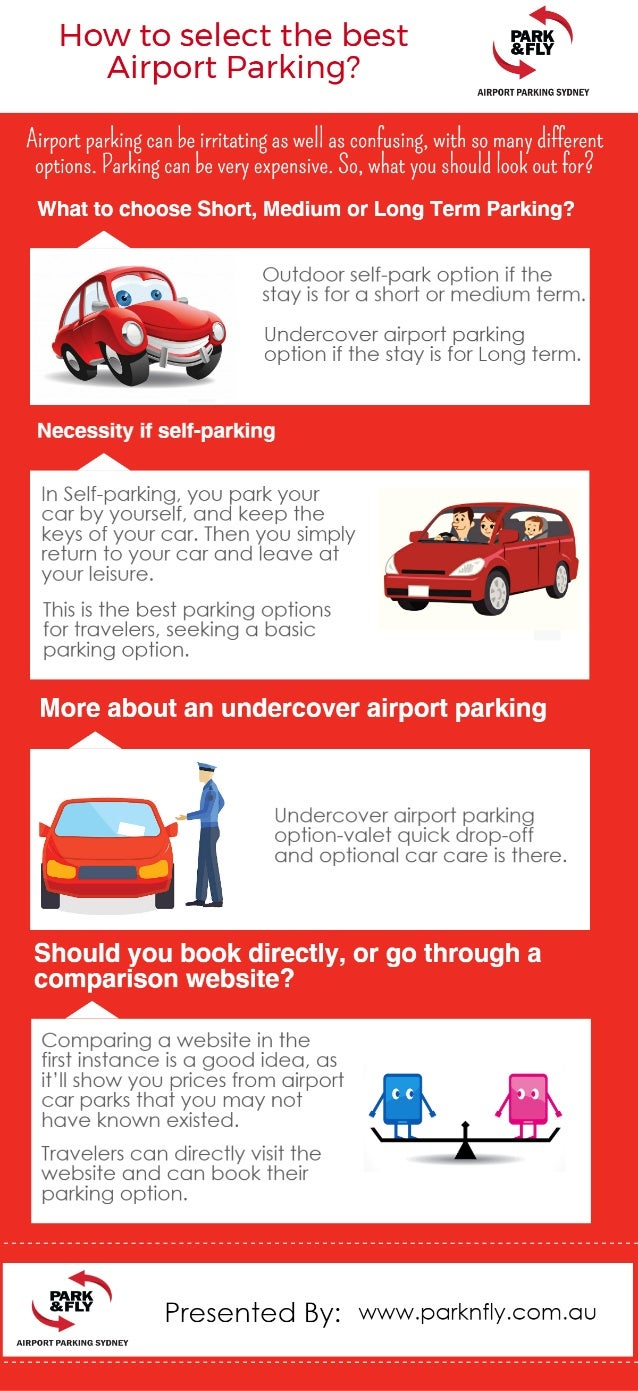 How to select the best airport parking