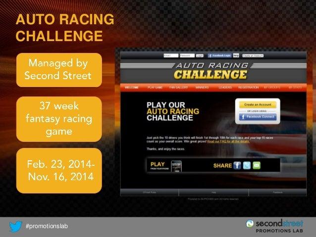 AUTO RACING CHALLENGE  #promotionslab