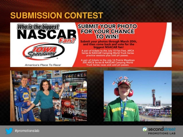 SUBMISSION CONTEST  #promotionslab