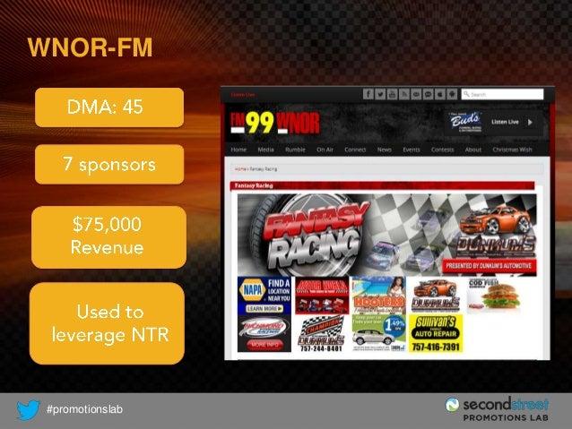 WNOR-FM  #promotionslab
