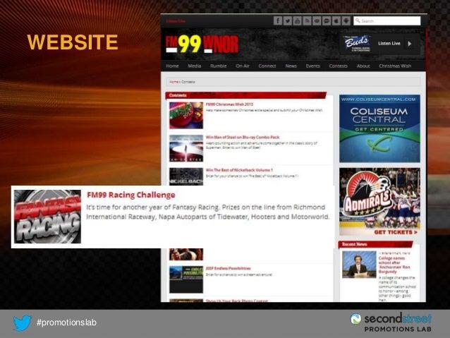 WEBSITE  #promotionslab