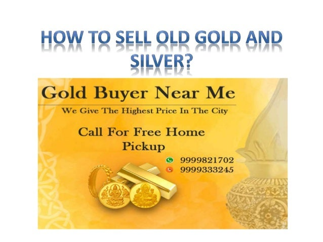 How To Sell Old Silver