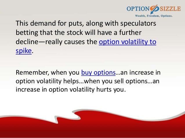 Best time to sell put options