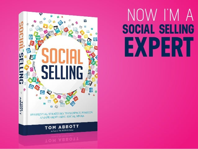 NOW I'M A SOCIAL SELLING EXPERT