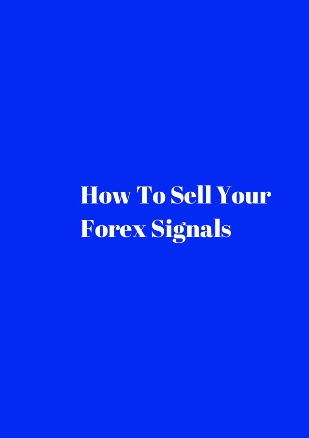 Forex signals for you