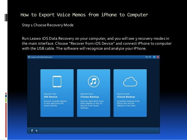 How to Send Out Large iPhone Voice Memos