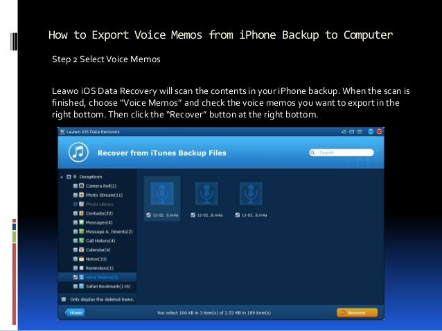 how to transfer voice memos from iphone how to send out large iphone voice memos 7350