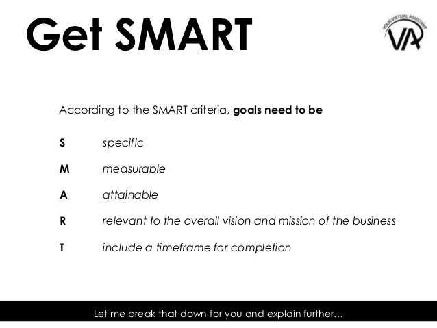 How to Set Achievable Goals Using the SMART Goal System
