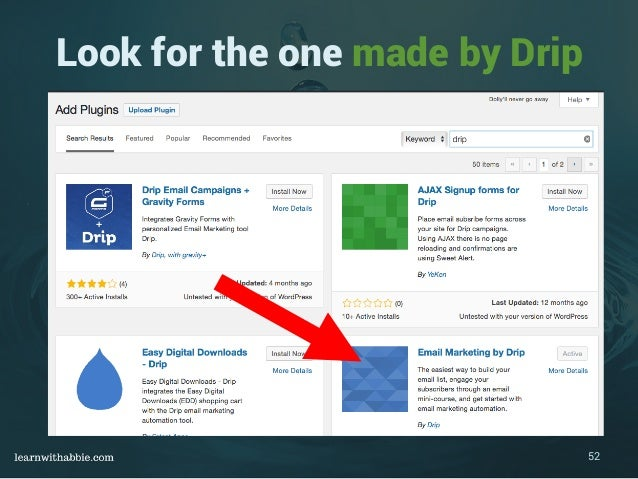 The Best Strategy To Use For Drip From Leadpages