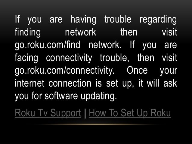 How to setup and activate your roku device?