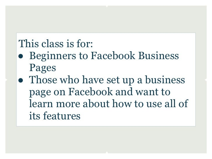 listing business on facebook how to set up