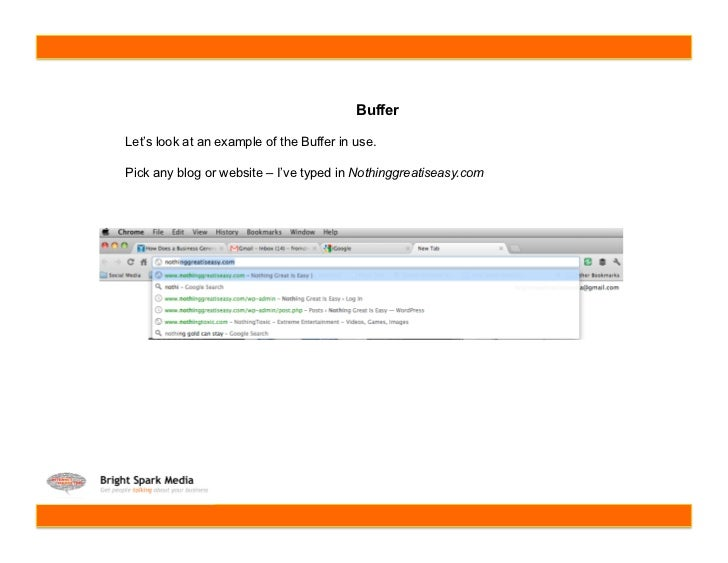 how to add buffer app to facebook page