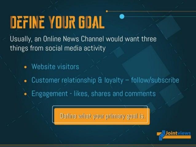 Social Media Strategy For Online News Websites Slide 3