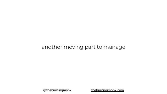 @theburningmonk theburningmonk.com what's the return-on-investment?