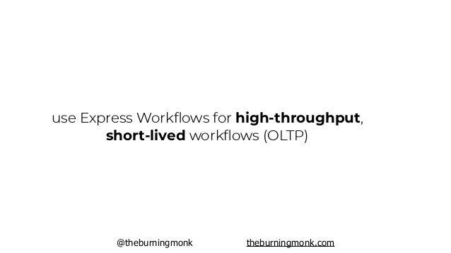 @theburningmonk theburningmonk.com Pros Cons visual $$$ error handling audit