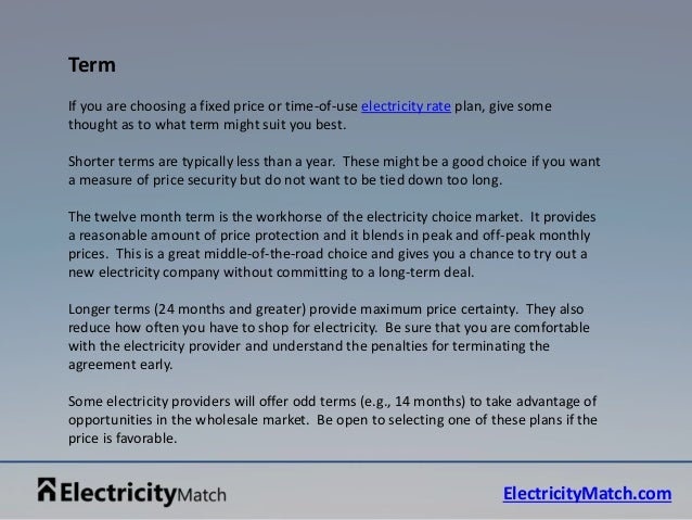 How To Shop For Low Electricity Rates