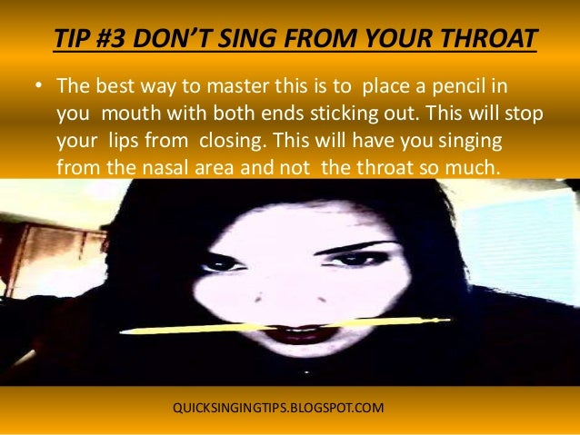 how to sing better for girls quick singing tips today. Black Bedroom Furniture Sets. Home Design Ideas