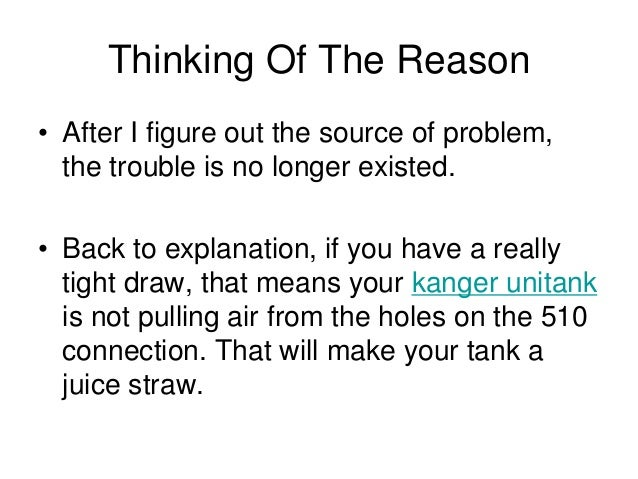the leakage problem should be solved Ten common tig problems a visual guide you have a leak and need to replace the defective components to solve this problem.
