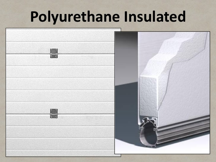 Polystyrene Insulated; 25. Polyurethane ...  sc 1 st  SlideShare & How to Specify Garage Doors for Architects \u0026 Developers (short versio\u2026