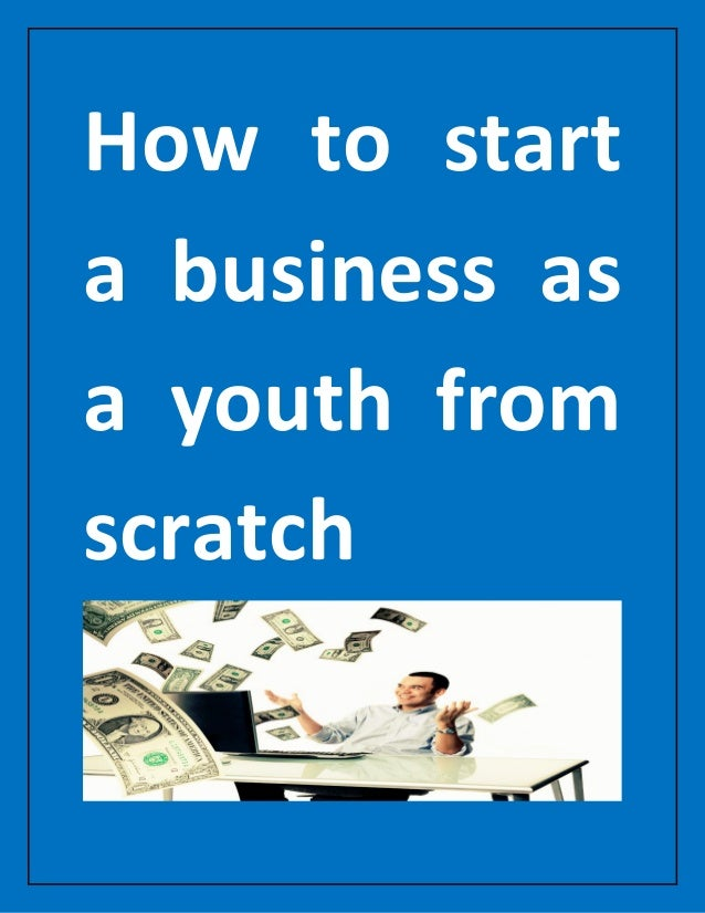starting a business from scratch Co-founder and ceo of quest nutrition and host of impact theory tom bilyeu knows a thing or two about starting a business from scratch have a similar vision here's a step-by-step breakdown of how you can start a business and make money online, according to tom bilyeu.