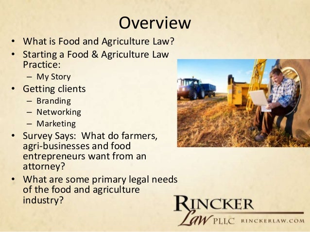 Overview U2022 What Is Food And Agriculture ...