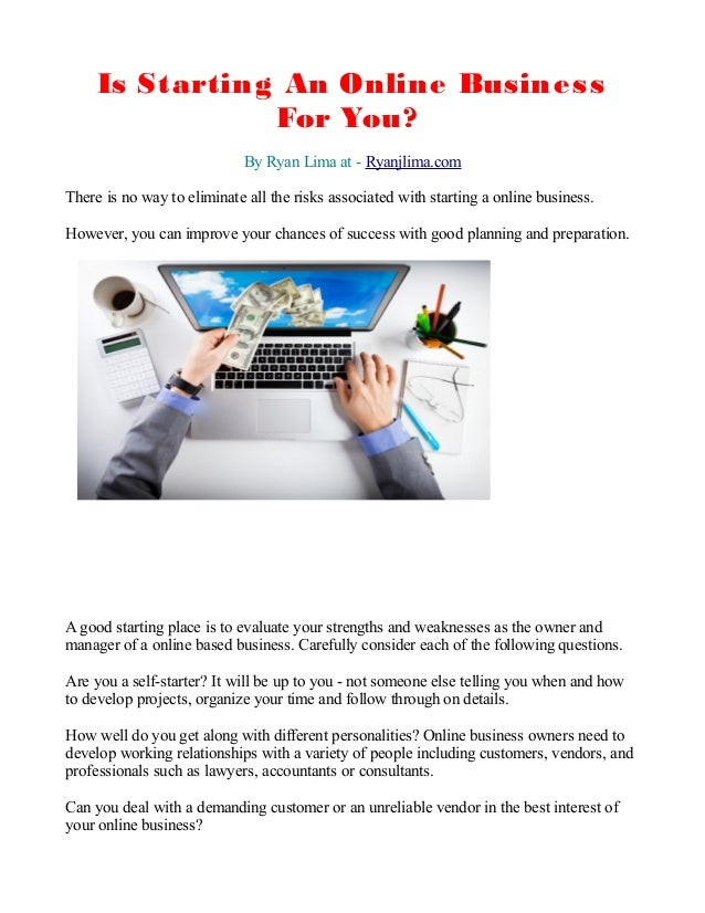 How To Start Online Business Which Site Is Best Questions To