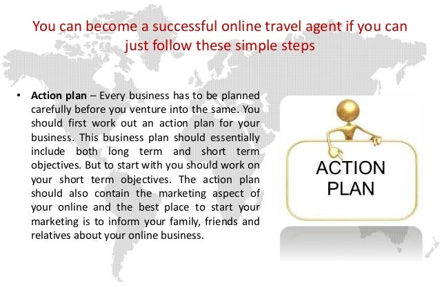 travel agency business plan reports