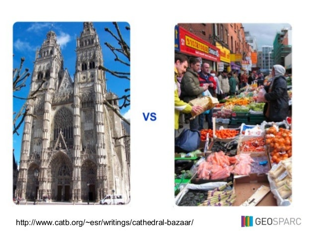 Getting started The cathedral and the bazaar http://www.catb.org/~esr/writings/cathedral-bazaar/