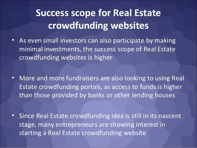 how to build a crowdfunding website