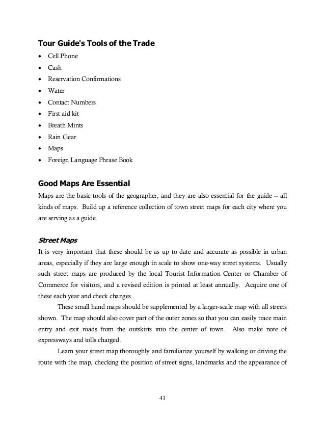 cover letter tour guide - Zoray.ayodhya.co