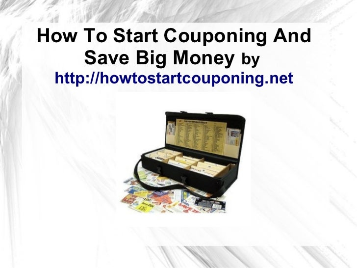 How To Start Couponing And    Save Big Money by http://howtostartcouponing.net