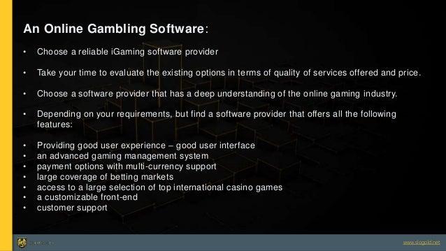 How do i start an online gambling business hochunk casino dells