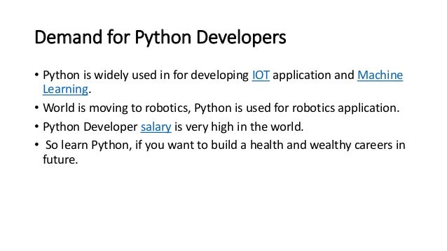 How to start Python? - lesson 1