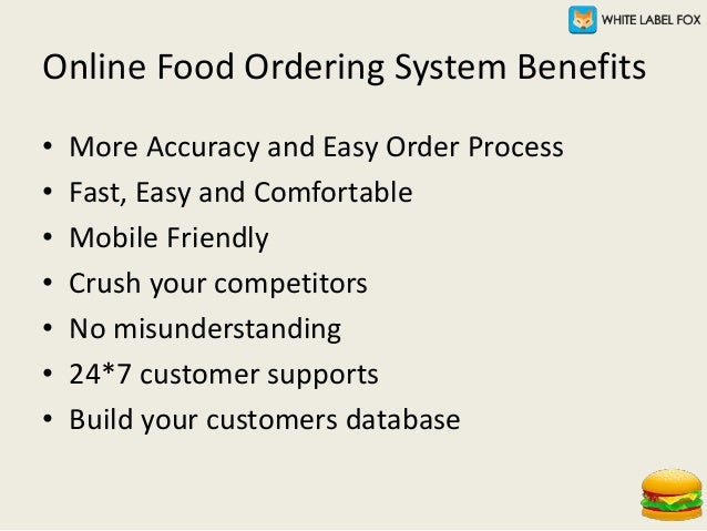 How to Start Your Online Food Ordering Business? Slide 3