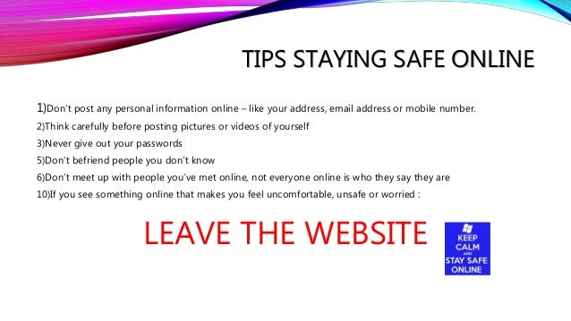 How to stay safe using email