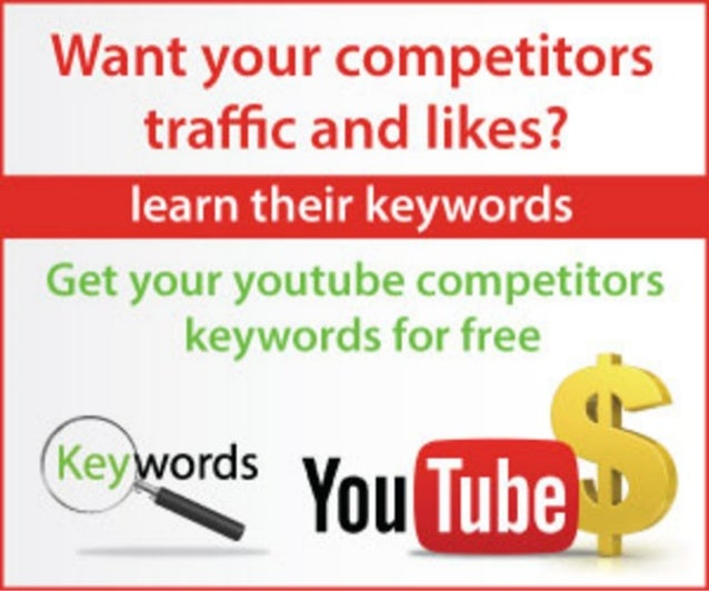 Spy on any YouTube video and grab their keywords (tags) Benefits of knowing keywords (tags) - 1) You will know what keywor...