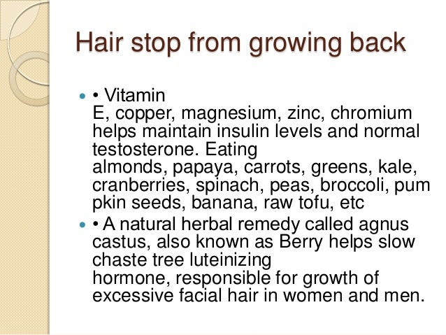 how to make your facial hair growth