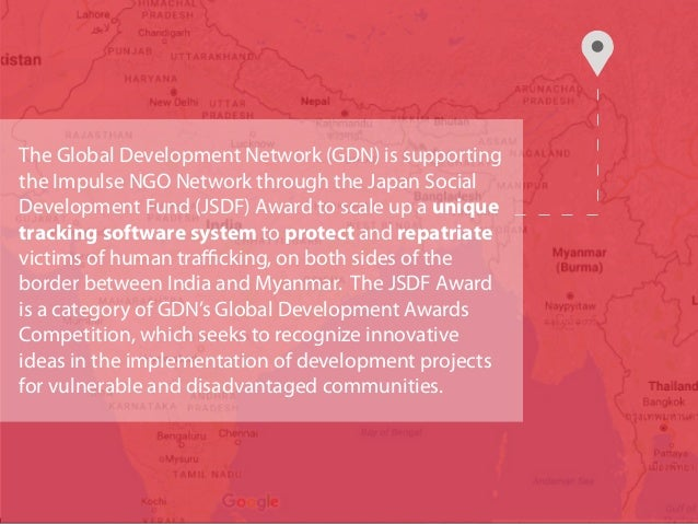 The Global Development Network (GDN) is supporting the Impulse NGO Network through the Japan Social Development Fund (JSDF...
