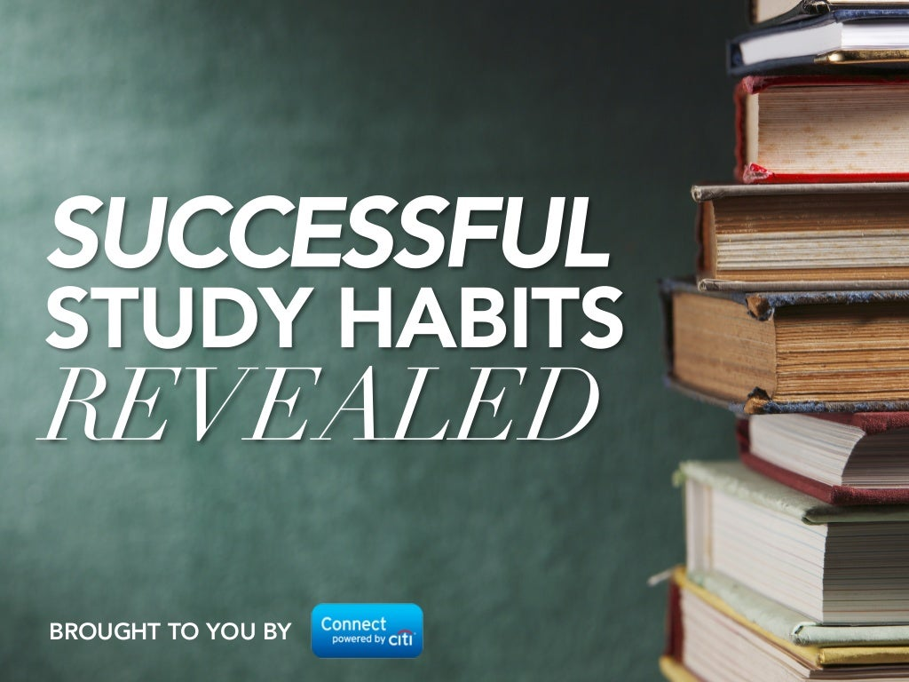 The Best Study Tips Revealed