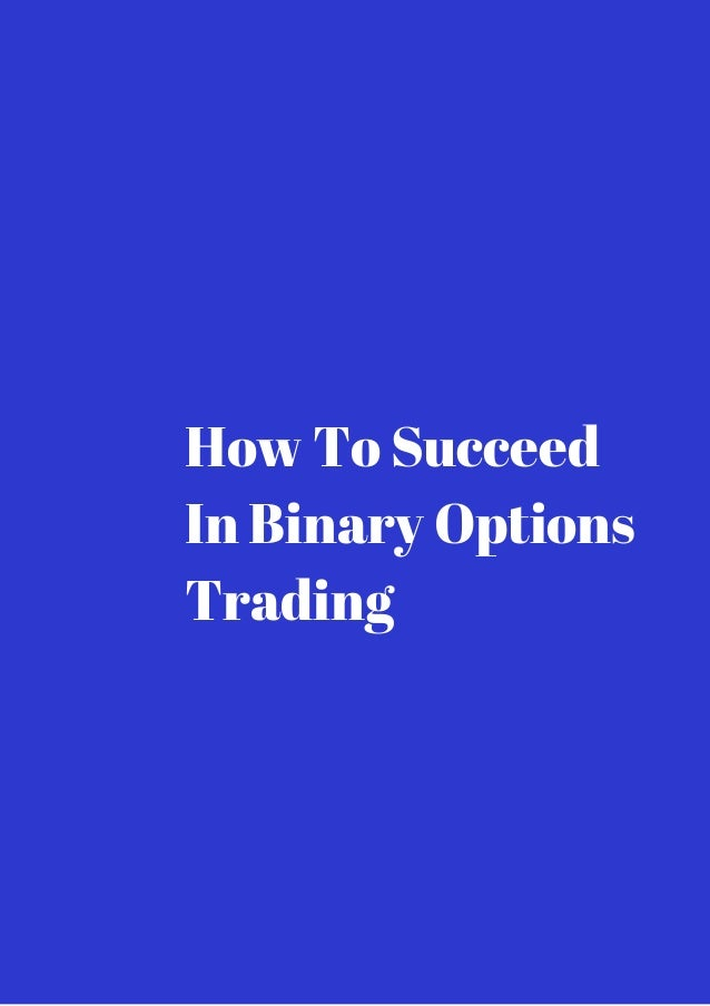 binary options trading games